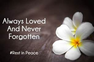 Happy Birthday And Rest In Peace Quotes Rest In Peace Quotes With Pictures Rip Sayings