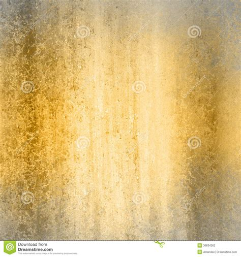 gold background with gray frame stock photo image 36834262