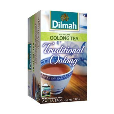 jual daily deals dilmah traditional oolong tea kemasan foil envelope 20s harga