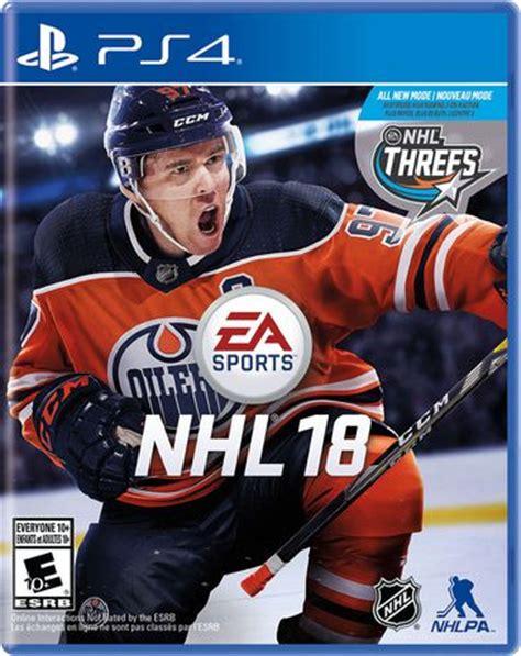 Nhl 18 Playstation 4 by Nhl 18 Ps4 Walmart Canada