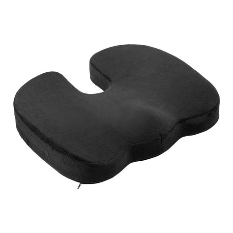 comfortable seat cushion comfort seat cushion pu chair memory foam seat cushion