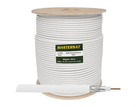 Kabel Kyomitsu Rg6 P kabel koncentryczny rg6 ccs 300m rolka mastersat p1011