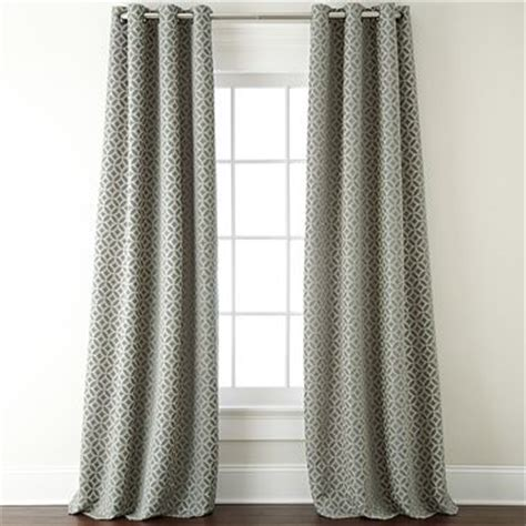 jcpenney living room curtains my new window treatments for the living room from jcpenney studio hudson grommet top drapery