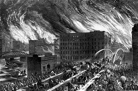 Louis Sullivan by The Great Chicago Fire