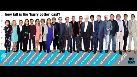 bollywood actor height list in feet harry potter height chart who s the tallest actor