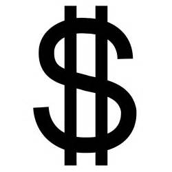 black dollar sign free download clip art free clip art