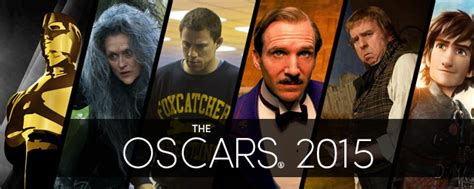 oscar film of the year 2015 20 curiosidades sobre las nominaciones al oscar 2015
