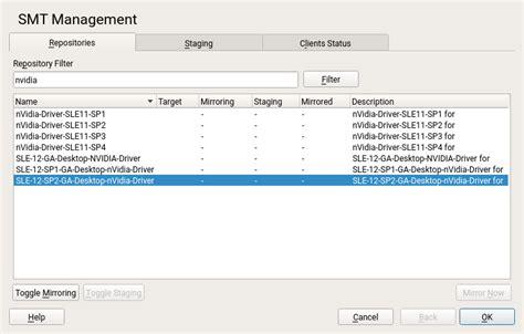 create smt server  suse linux enteprise server sles