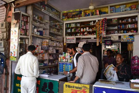 Indian Pharmacy india administers price cap dose to companies