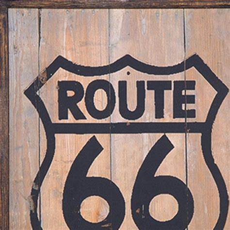 Route 66 Wall Decor by Route 66 Wall Plaques Signs Artwork
