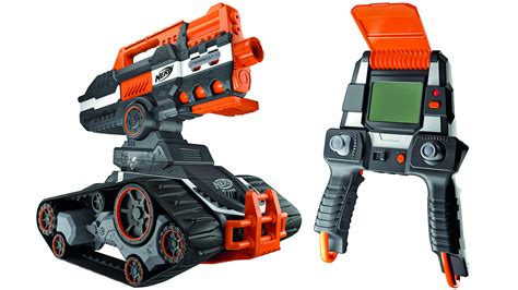 nerf terrascout nerf s new dart blasting rc battle tank is straight out of
