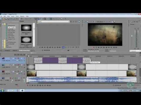 cara membuat intro video di vegas cara membuat intro awal video youtube how to make ope