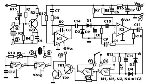 electronic circuits schematics free electrical blog