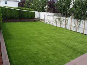 grass backyard artificial grass installation evadale design ideas