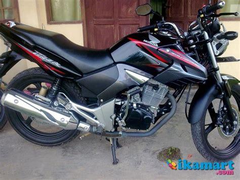 Striping Tiger 2013 Hitam jual honda new tiger revo 2013 hitam motor