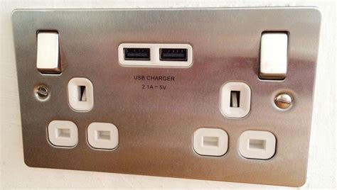 usb wall charging flat plate review power sockets and usb