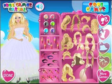 juegos de barbie gratis juegos de vestir a barbie youtube