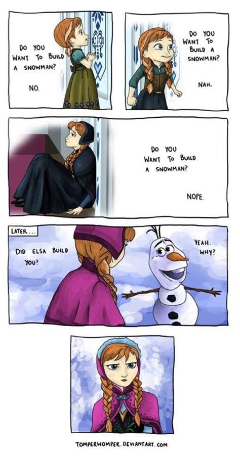 film frozen jokes funny disney s frozen memes