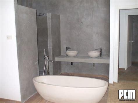 bagni in cemento pavimento in cemento per bagni