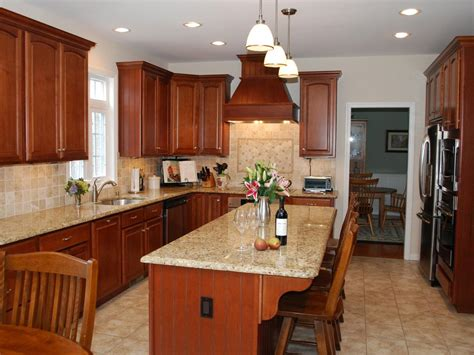 Granite Kitchen Countertops Pictures Ideas From Hgtv Hgtv Kitchen Countertops Granite