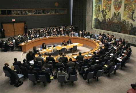 United Nations In South Africa | un security council treats african nations like second
