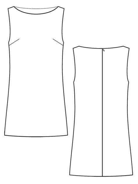 pattern for simple shift dress shift dresses shift dress pattern and dress patterns on