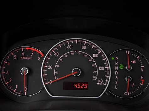 how cars run 2010 suzuki equator instrument cluster image 2009 suzuki sx4 5dr hb man awd instrument cluster size 1024 x 768 type gif posted on