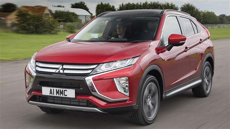 is a mitsubishi eclipse a car new mitsubishi eclipse cross will be a used car