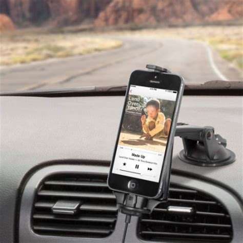 Support Iphone Voiture by Support Voiture Iphone 6 6 Plus 5s 5c 5 Ibolt Ipro2 Actif Mobilefun Fr