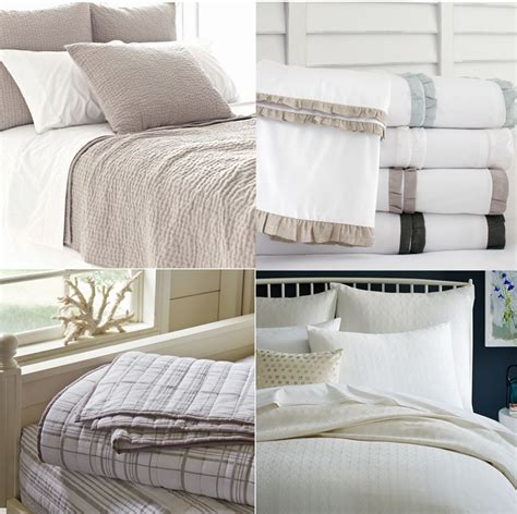 neutral color bedding neutral basics to anchor any room the honeycomb home