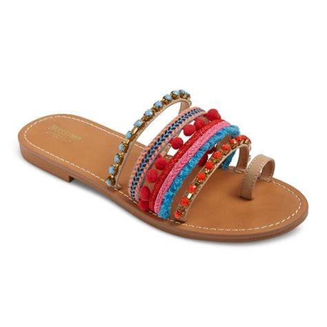 target womens sandals s slide sandals mossimo supply co target