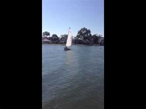 sailboat accident penguin sailboat accident youtube