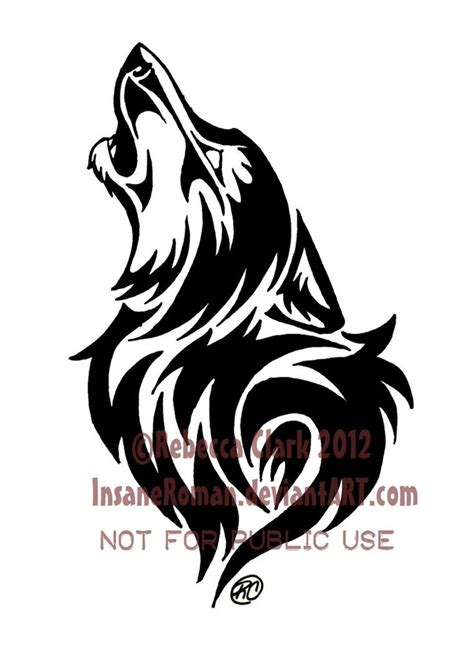 wolf tattoo meaning yahoo 530 best images about tribal art on pinterest tribal