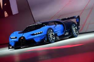 Future Bugatti Veyron The Bugatti Vision Gran Turismo Is Like A Window To