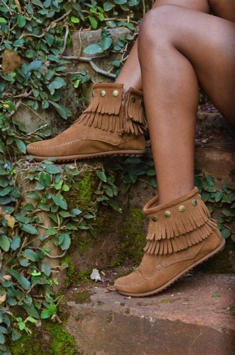 Country Boots Mokasin Suede 001 25 best ideas about moccasin boots on