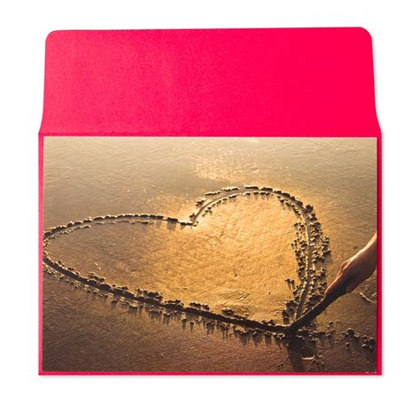 Papyrus Birthday Cards For Him Beach Heart Wedding Anniversary Cards Papyrus