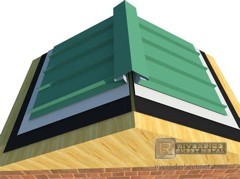 Shed Roof Ridge Cap by Ridge Cap Vented Or Copper And More