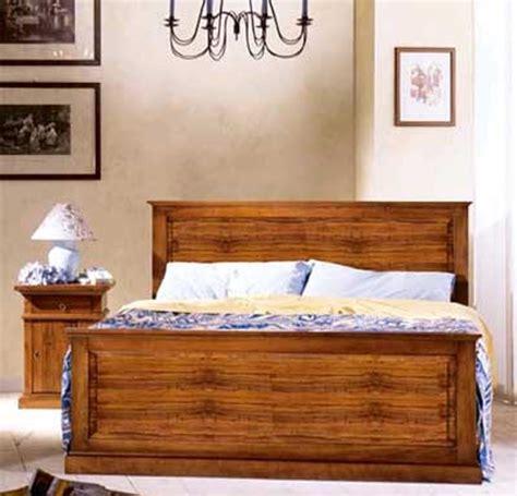 letti matrimoniali in legno letto matrimoniale modello asolo in legno massello stile