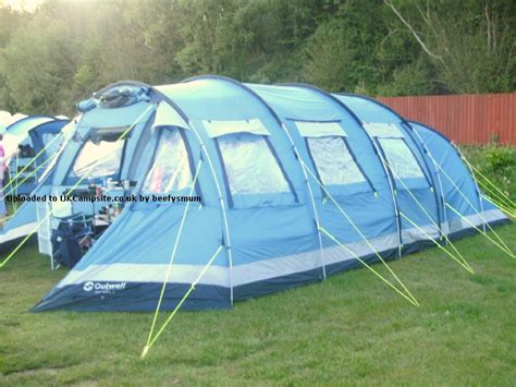 valley awning and tent outwell sun valley 8 tent reviews and details