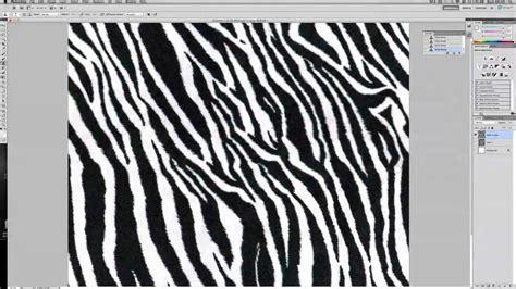 zebra pattern repeat cafd ii zebra print fabric repeat youtube