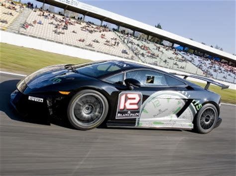 Lamborghini Standorte by Competition Gets Fierce In The Trofeo At Spa