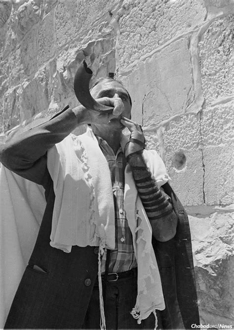 Newly Released Photos Show Tefillin 50 Years Ago at the