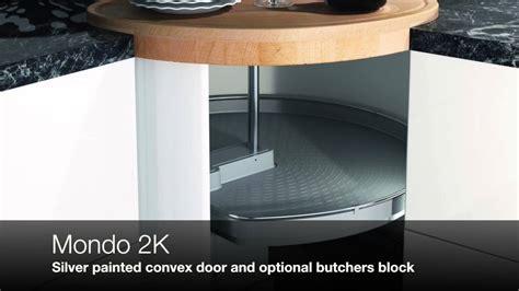 kitchen corner storage carousel, complete cabinet, German