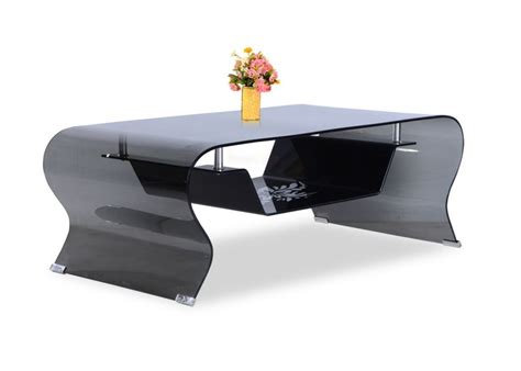 black tempered glass coffee table 1000 ideas about black glass coffee table on