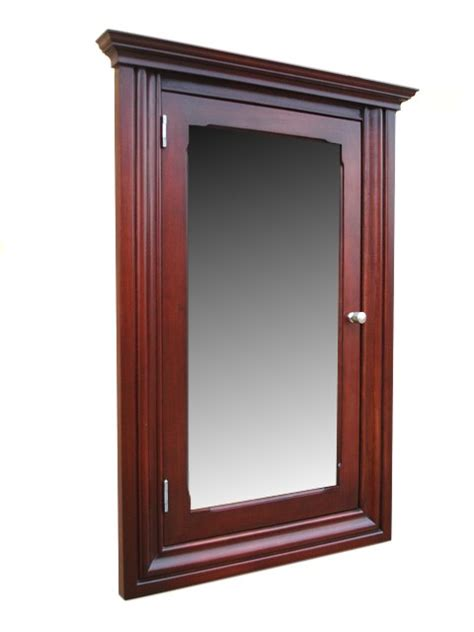 cherry wood bathroom medicine cabinet sc cherry medicine cabinet