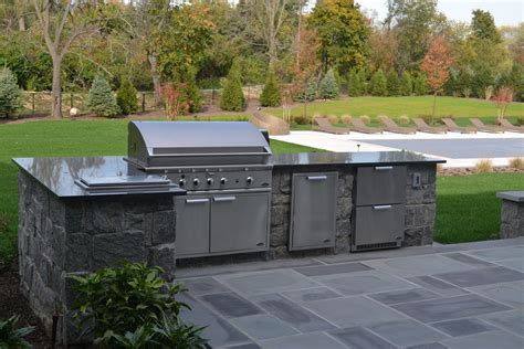 built in barbecue grill gallery