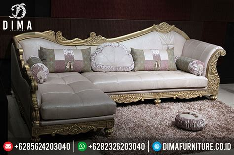 Sofa Jepara Terbaru sofa tamu mewah terbaru sofa sudut l jepara set sofa
