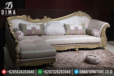 Sofa Sudut Terbaru sofa tamu mewah terbaru sofa sudut l jepara set sofa