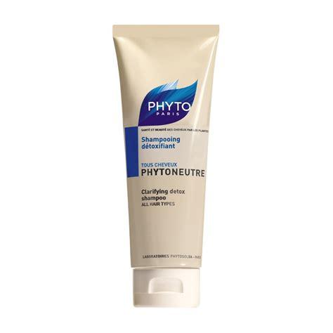 Detox Wash by Phyto Phytoneutre Clarifying Detox Shoo 100ml Feelunique