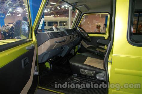 Gurkha Interior by Gurkha Hardtop Interior Indian Autos